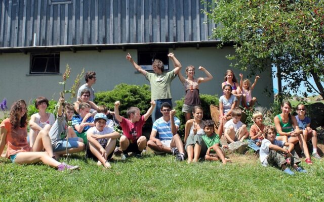 Kids class group 2013